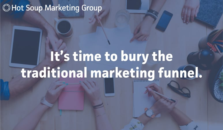 Bury the Traditional Marketing Funnel
